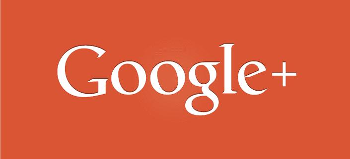 Google+ séparé des autres outils