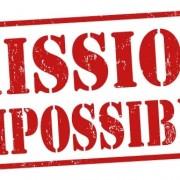 panneau mission possible