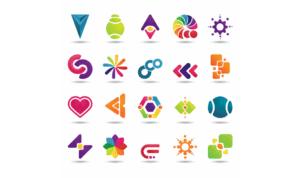 formes et couleurs dans l'identité visuelle