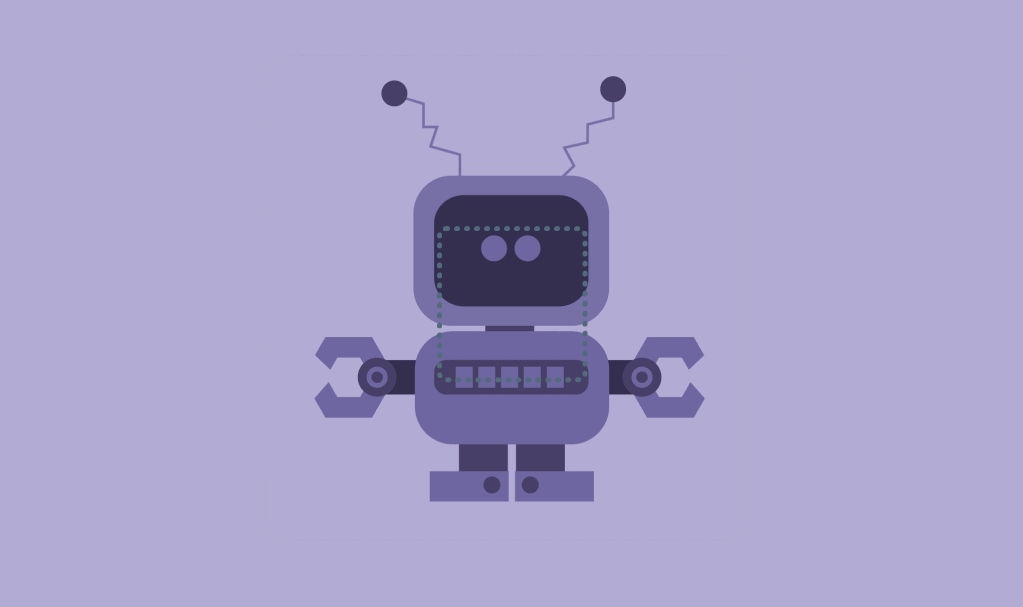robot stylisé