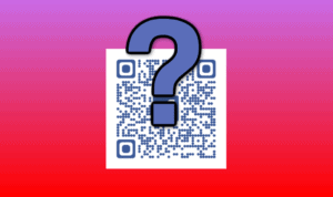 QR code en question