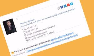 signature email Nicolas Moisset