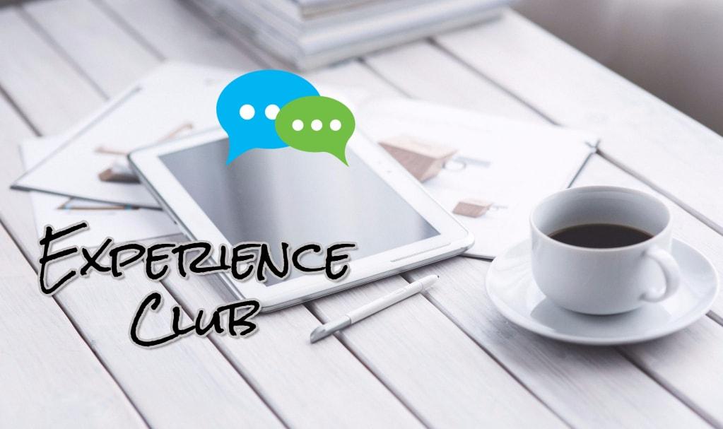 logo Experience Club